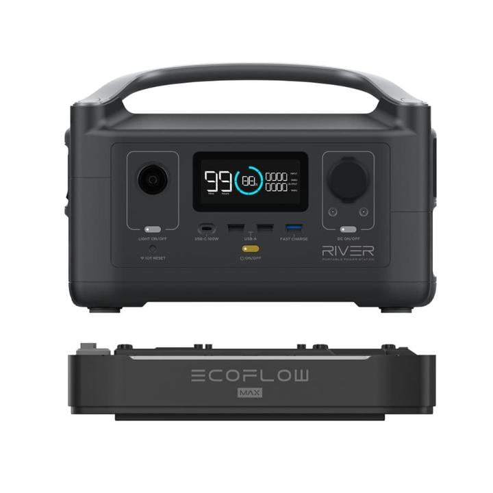 RIVER 600 And Extra Battery Bundle