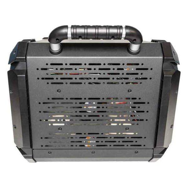 Lion Safari ME 5000wH Solar Generator 4 x 100W