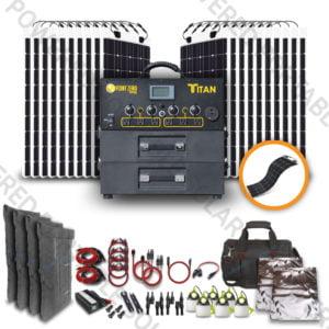 Titan+ 2000 Flexx Kit