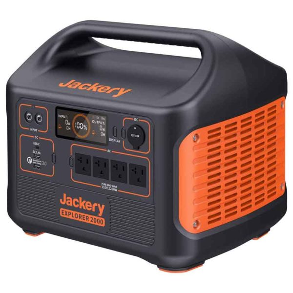 Jackery Explorer 2000 Watt