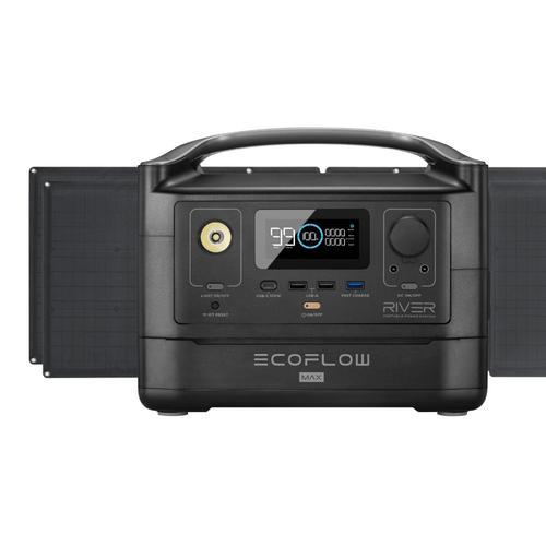 Sale EcoFlow RIVER Max + 2x 110W Solar Panel