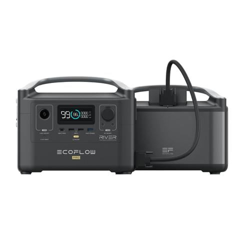Sale EcoFlow RIVER Pro + RIVER Pro Extra Battery