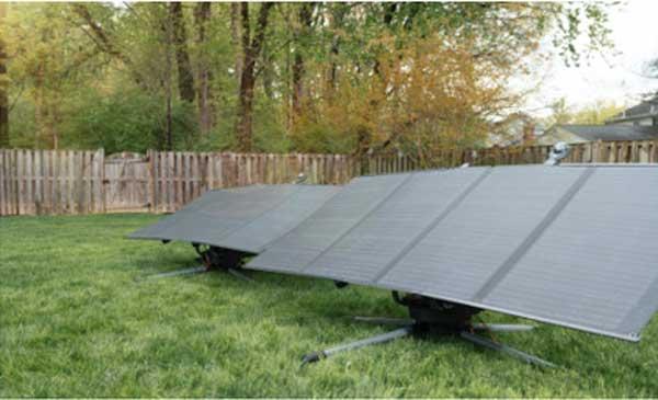 EcoFlow 400W solar panel