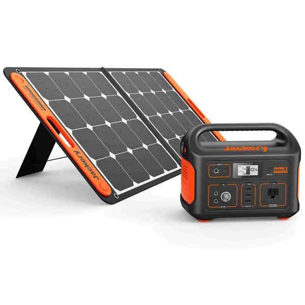 Jackery Solar Generator 500 Kit
