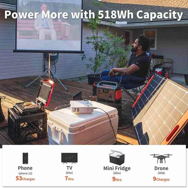 Jackery Solar Generator
